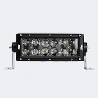 "AVEC 60w 6.5"" D/Row LED Light Bar Kit"