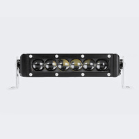 "AVEC 42w 7"" S/Row LED Light Bar Kit"
