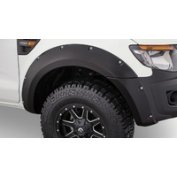 Bushwacker Ford Ranger PX Mk1 Pocket Flares (Front Only)