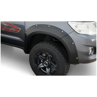 Bushwacker Hilux Pocket Flares (Front Only)