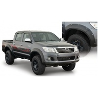 Bushwacker Hilux Pocket Flares Set of 4