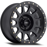 NV Street Wheel - Matte Black 6/139.7 17x8.5