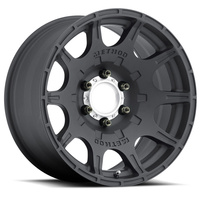 Roost Street Wheel - Matte Black 6/139.7 17x8.5