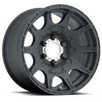 Method Roost Black 6/139.7 18x9