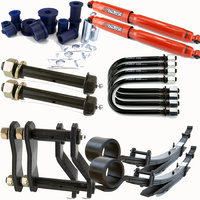 Rear Suspension Kit (Trail) D40 Navara