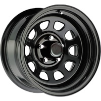Series 52 Steel Wheel 6/139.7 16x8  -12mm Offset