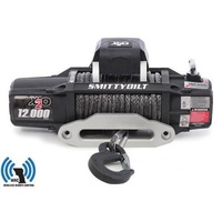 SmittyBilt Winch X2O 12K Comp Series w Synthetic Rope (Gen2)