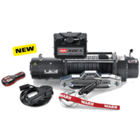 XDC-S 9.5-S Winch with Synthetic Rope - Wireless Rope
