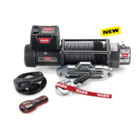 9.5 XP-S Winch - Synthetic Rope - Wireless Remote