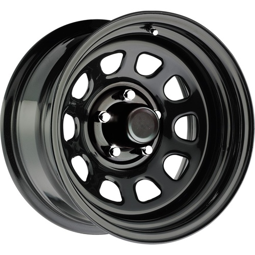 Series 52 Steel Wheel -  6/139.7 15x8 -19mm Offset