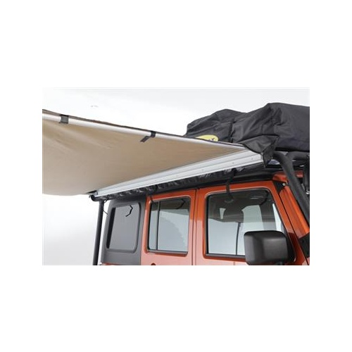 Smittybilt Retractable Awning 2m wide x 2m long